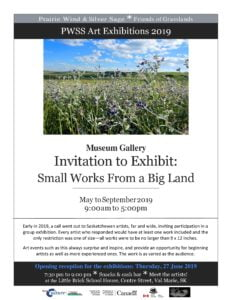 Exhibition 2019 Small Works from a Big Land