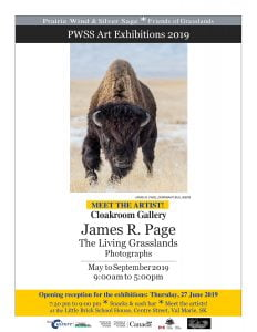 James R. Page: The Living Grasslands Photo Exhibition